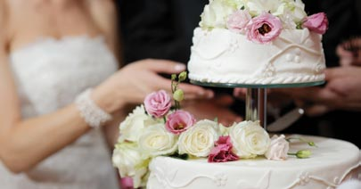 Michigan Wedding Cake Services from Golden Glow